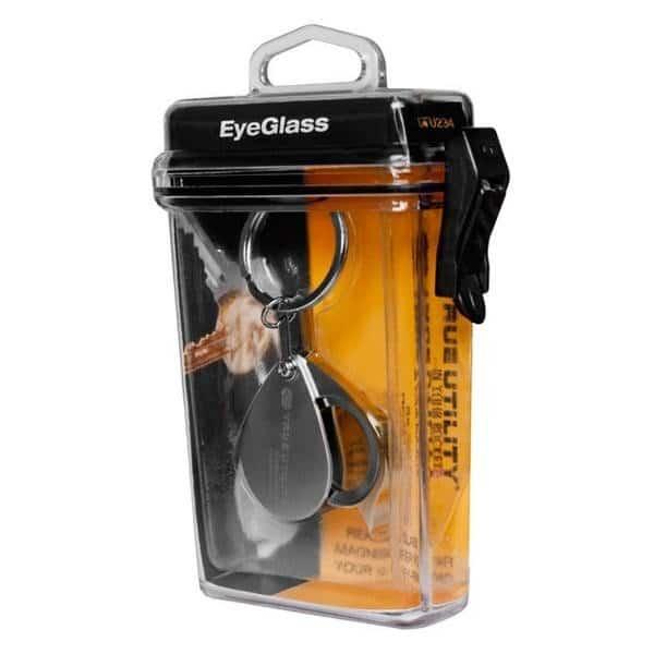 Nyckelring Glasöga