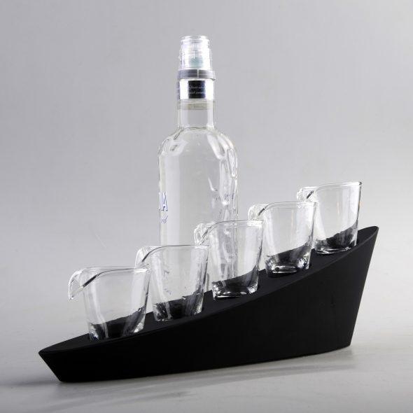 Domino Shotglas
