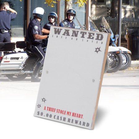 Wanted Fotoram