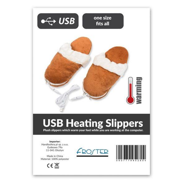 USB Värmetofflor