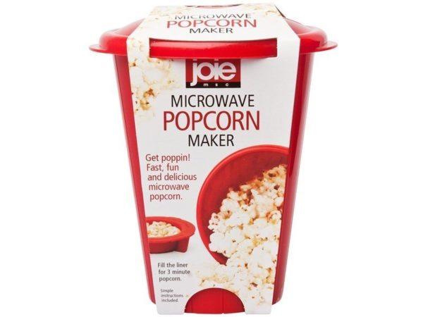 Popcornmaskin till Mikron