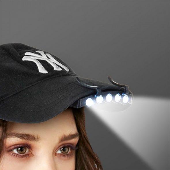 Led Ljus För Keps