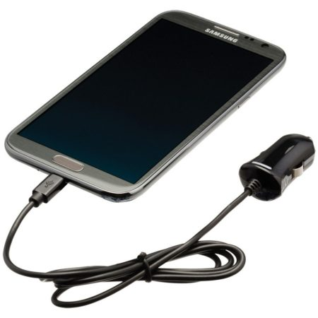 Billaddare med Micro USB Kontakt