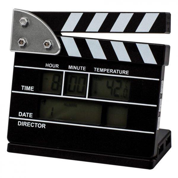 Filmskylt Väckarklocka