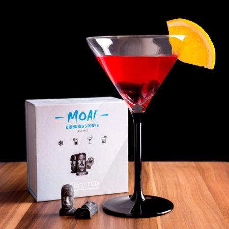 Moai Drinkstenar