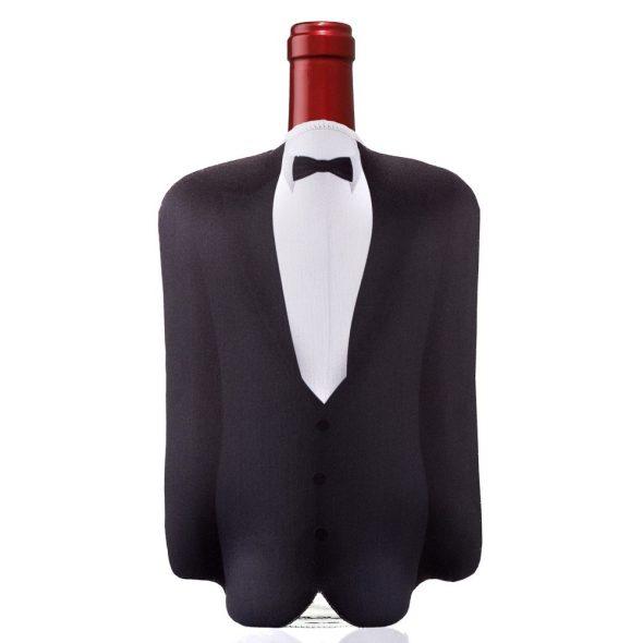 Kostym Till Vinflaska