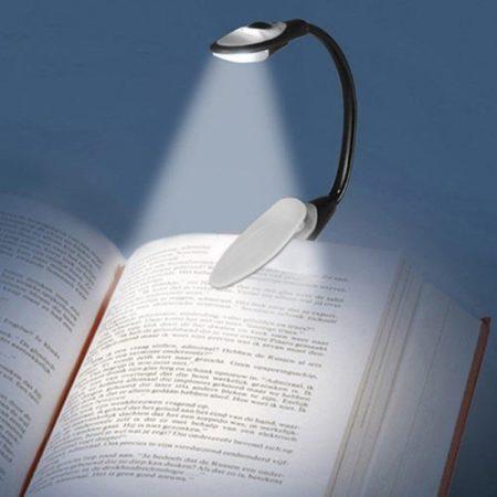 Clip On LED Boklampa