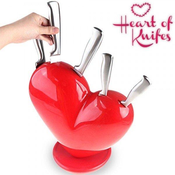 Knivset I Hjärta