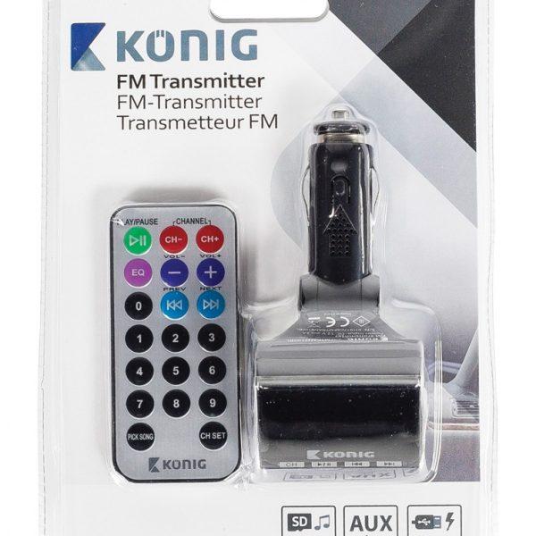 Bil MP3 Spelare