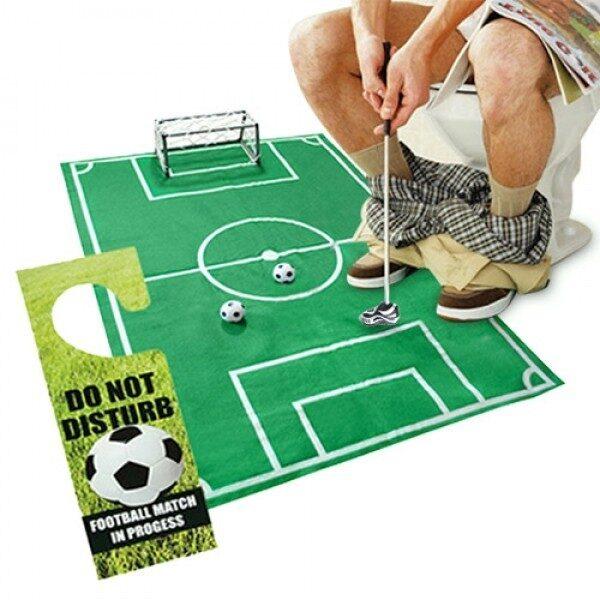 Toalett Fotboll