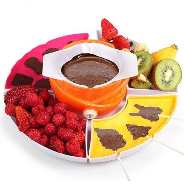 3 i 1 Chokladfondue