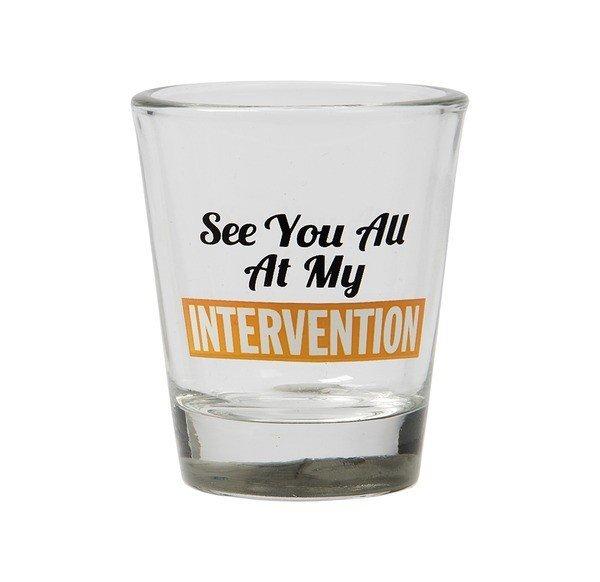 Shotglas Intervension