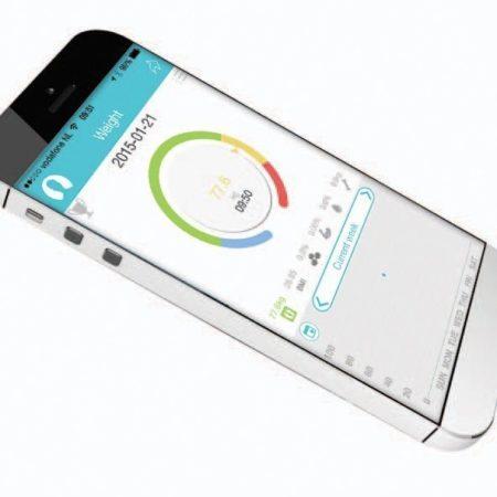 Bluetooth Personlig Våg