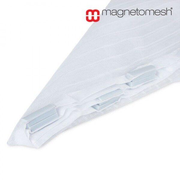 Magnetiskt Flugnätsdraperi