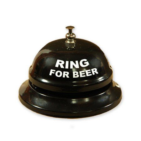 Hotellklocka Ring For A Beer