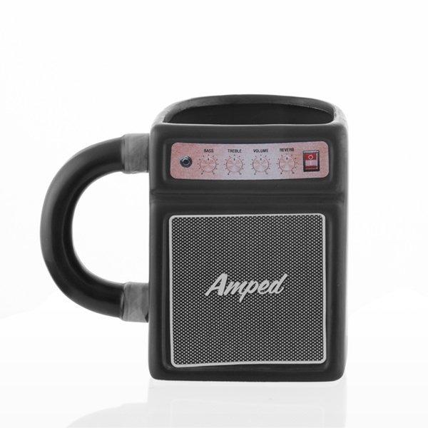 Amp Högtalare Mugg