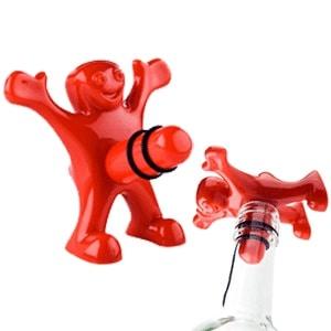 Happy Man Flaskstopp
