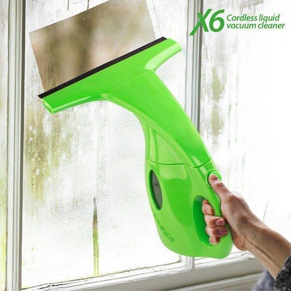 Automatisk Fönstertvätt