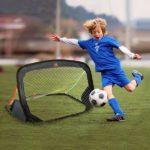 Pop-Up Fotbollsmål