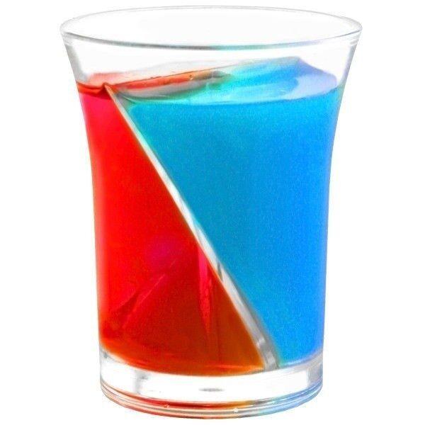Twisted Shotglas