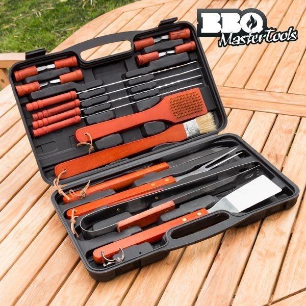 Väska Med Grillverktyg