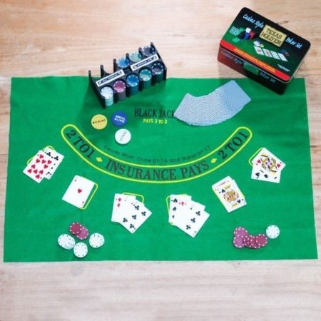 Pokerspel 200 Delar