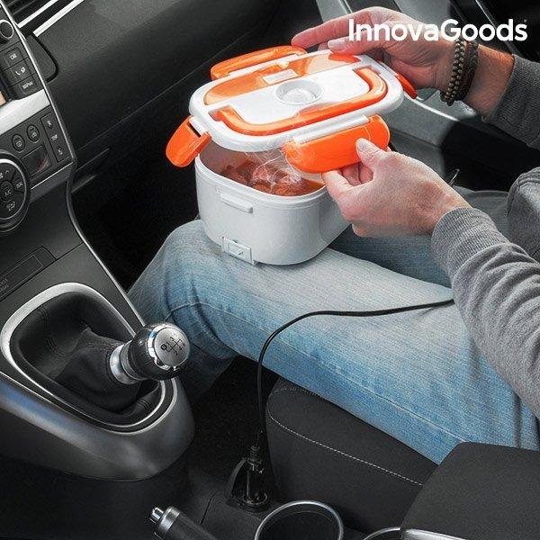 Elektrisk Lunchlåda Till Bilen