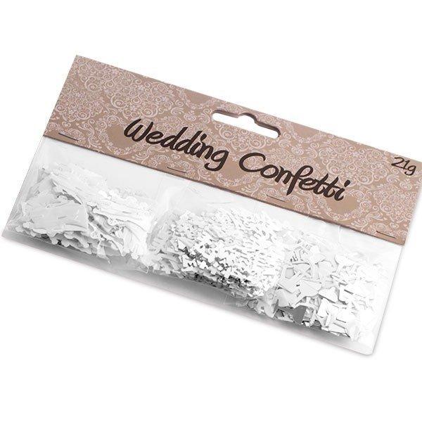 Bröllopskonfetti