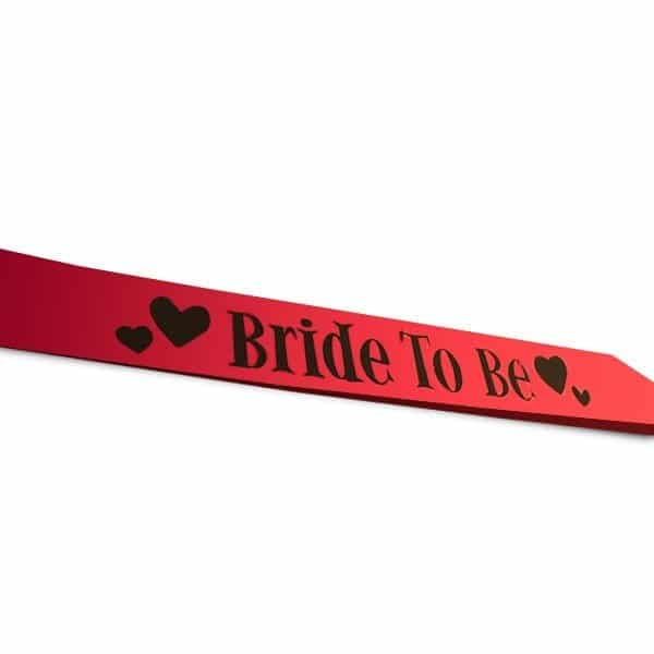 Bride To Be Banderoll