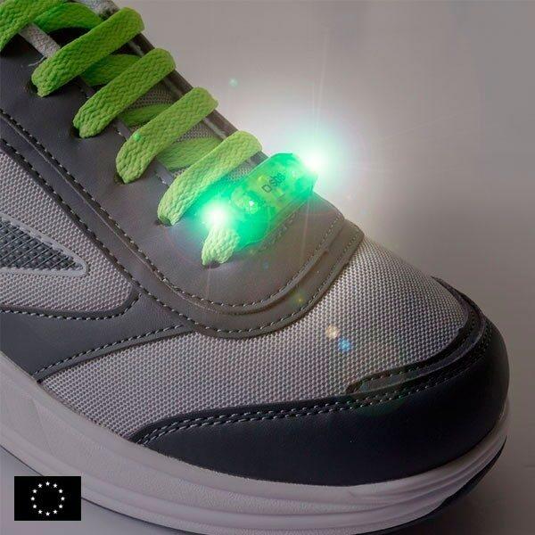 GoFit LEDlampa Till Skosnöret