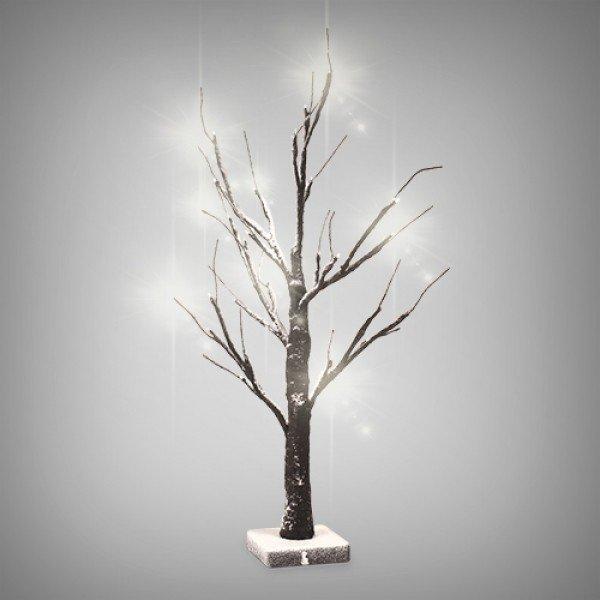 LED Träd Med Snö u2013 Fungadgets se