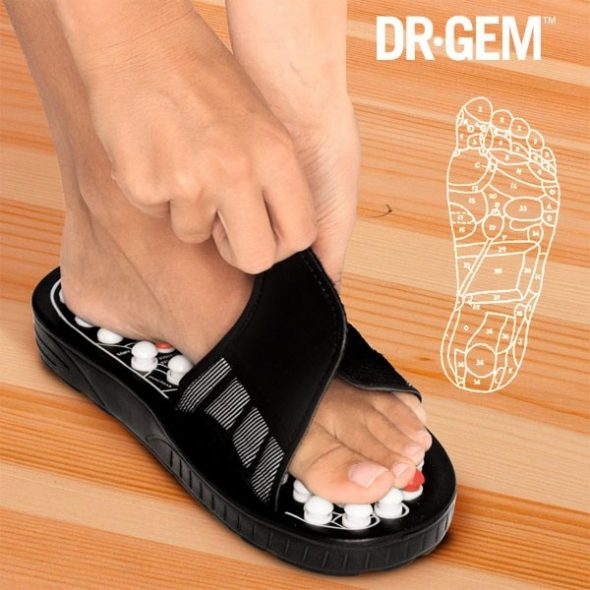 Dr Gem Massagetofflor Small