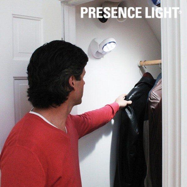 Närvarolampa Med Sensor
