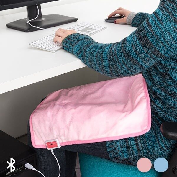 USB Filt Blå