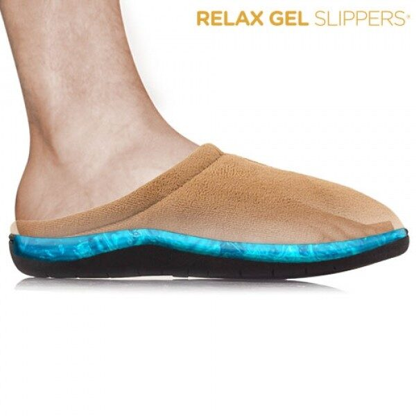 Relax Gel Tofflor Medium