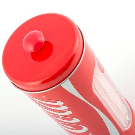 Coca-Cola Sugrörshållare
