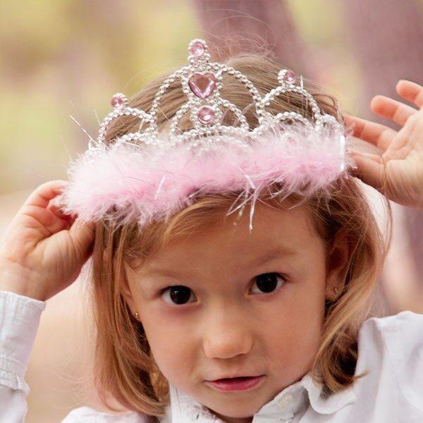 Prinsess Tiara För Barn