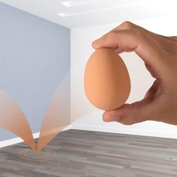 Studsande Ägget