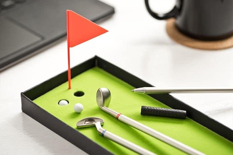 Skrivbords Golf