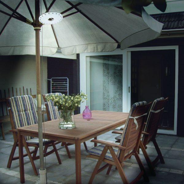 Bärbar LED Campinglampa