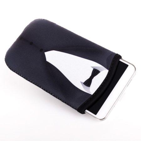Kostym Man Fodral Till Smartphone