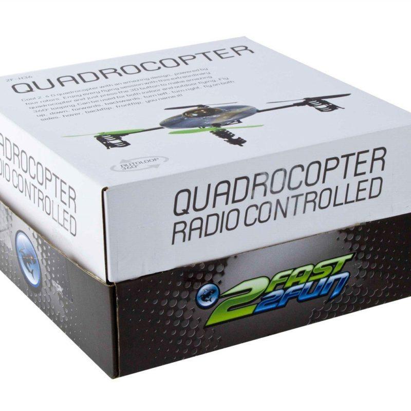 2Fast2Fun Quadrocopter