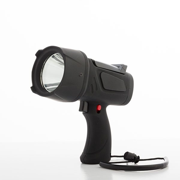 MegaLed Uppladningsbar Ficklampa