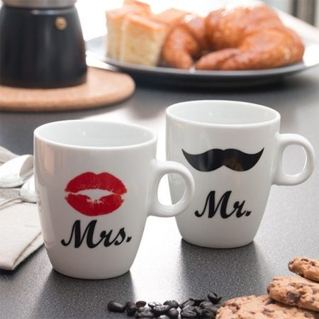 Mr & Mrs Mugg