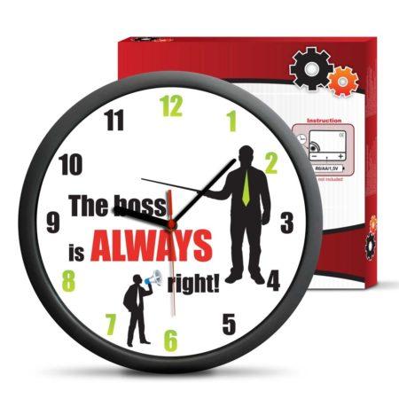 Klocka För Chefen