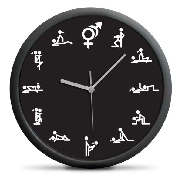 Sex Klocka