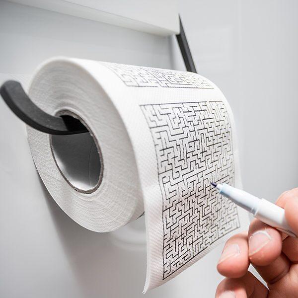 Toalettpapper Labyrint