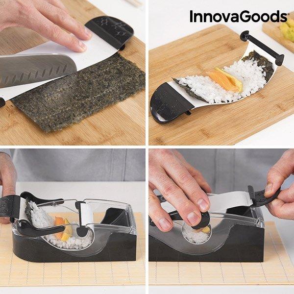 Gör Din Egen Sushi Rulle