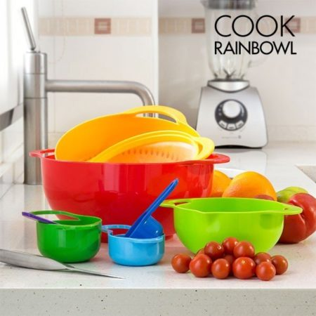 Cook Rainbowl Skålar