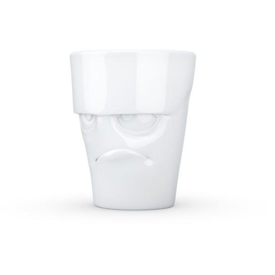 Kaffemugg Med Ansikte Tjurig